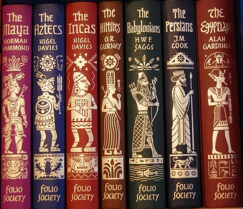booksFolio Society, Book Nerd, Beautiful Book, Book Things, Beautiful Libraries, Book Covers, Ancient Society, Covers Art, Ancient Civil