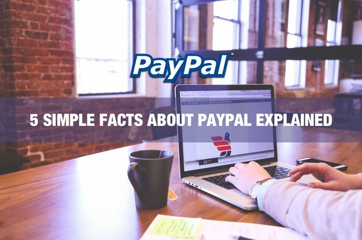 5 Simple Facts About PayPal Explained. Need to get an update on the most significant facts on this popular online payment method, then you are at the right place. #paypal https://www.studio72.com.au/5-simple-facts-paypal-explained/