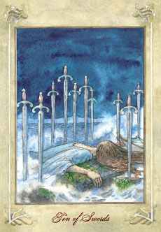 Ten of Swords | Flickr - Photo Sharing!