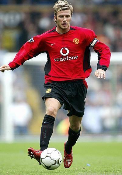 David Beckham (Manchester United)
