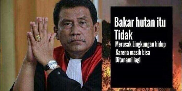 Parlas Nababan Hakim Yang Sangat Mulia #LogikaPakHakim