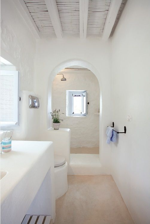 White Stucco Creates An Inspiring Vision 4