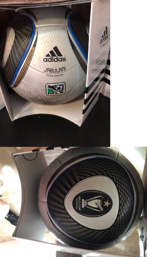 Balls 20863: Adidas Jabulani Mls Cup Final New Speedcell Footgolf BUY IT NOW ONLY: $900.0