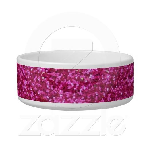 17 best images about hot pink glitter theme on pinterest for Glitter bowl