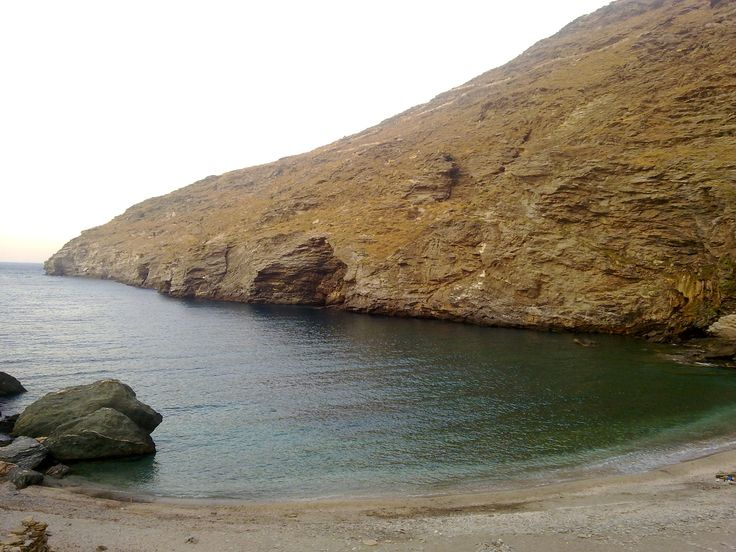 Sineti Beach, Andros, Cyclades, Greece  www.androshome.com