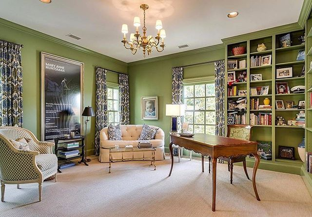 This McLean, Virginia, home is filled with old-world charm. It includes a gourmet kitchen with two islands, a two-story formal living room and a huge master suite. MLS # FX10067993, 1287 Ballantrae Farm Drive, is listed by Lilian Jorgenson. #localrealtors - posted by Long & Foster https://www.instagram.com/longandfoster - See more Real Estate photos from Local Realtors at https://LocalRealtors.com