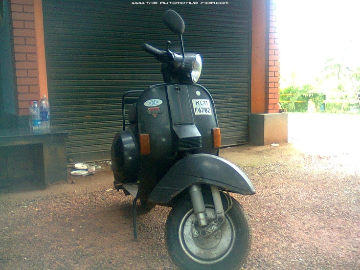 "The ""LML Vespa"""