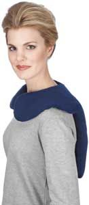 Our Ergonomic, Microwavable Shoulder Heating Pad is IDEAL For Use To Relieve Shoulder and Upper Back Pain! Buy Yours Today!