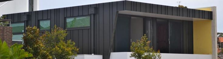 Design Cladding | We install a wide range of metal cladding systems