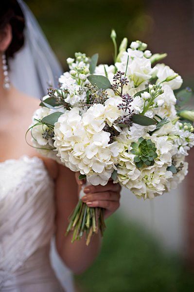Best hydrangea wedding bouquets ideas on pinterest