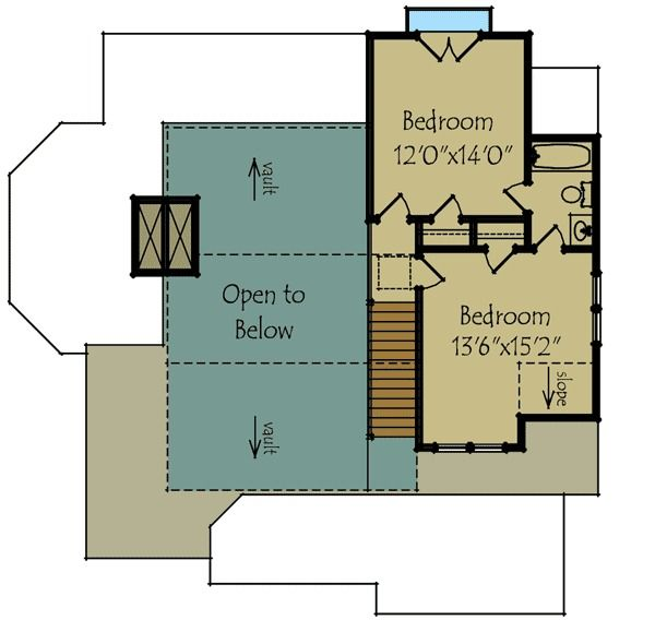 17 Best Ideas About Mountain Home Plans On Pinterest