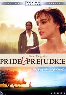 Pride & Prejudice (DVD).