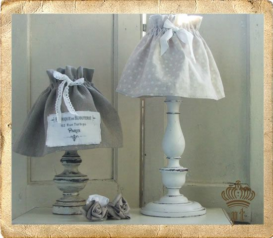 8 best images about lampade shabby on Pinterest  The ...