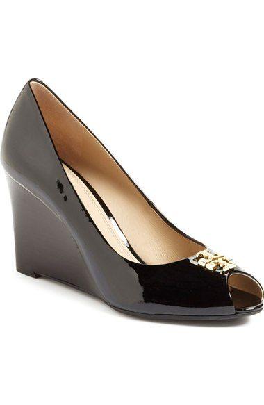817b73753afad Tory burch jade peep toe wedge women nordstrom exclusive toryburch shoes  tory burch jpg 380x583 Tory