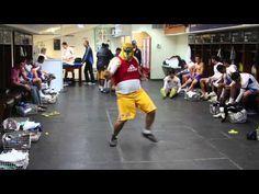 Harlem Shake de los jugadores de Tigres.