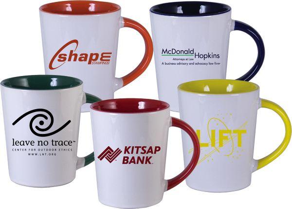 """Attēlu rezultāti vaicājumam """"cup with company logo"""""""