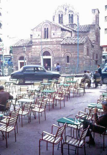Η Αθήνα την δεκαετία του 1960 - Φοβερές φωτογραφίες