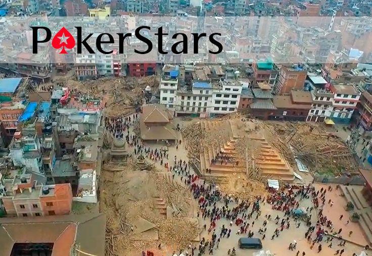 PokerStars поможет жертвам землетрясения в Непале.    Один из самых больших и популярных покер-румов в мире, PokerStars, начал крупную благотворительную акцию по сбору средств для помощи пострадавшим от землетрясения в Непале. Гемблинговый гигант обещает удвоить все сум
