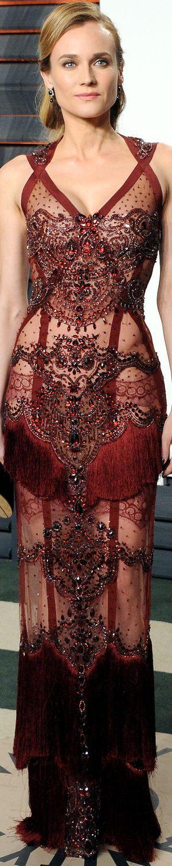Diane Kruger 2016 Vanity Fair Oscar Party: