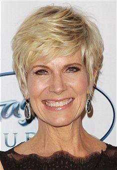 HairTalk®: Beautiful People, Beautiful Hair > Celebrity Hair Talk > Debby Boone pixie > Page 1