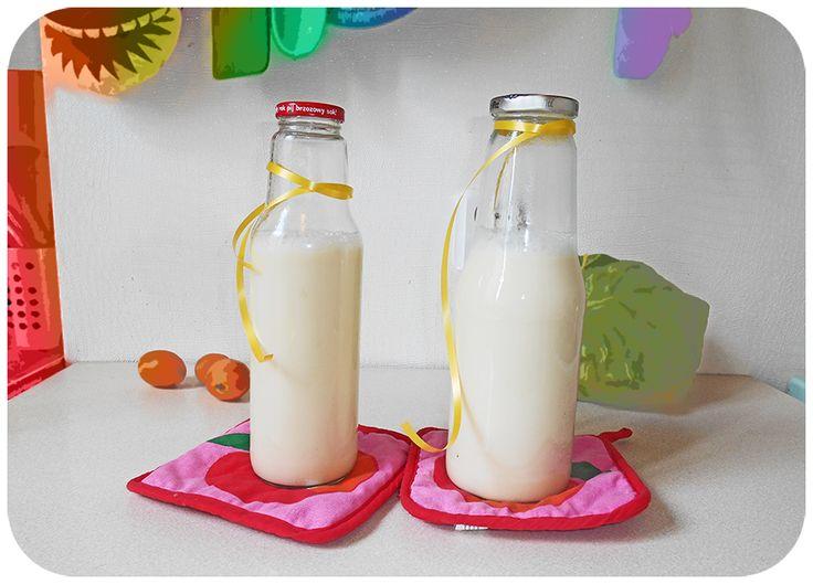 One happy life: Fast & easy homemade soy milk - Szybkie i łatwe, domowe mleko sojowe [vegan][vegetarian]
