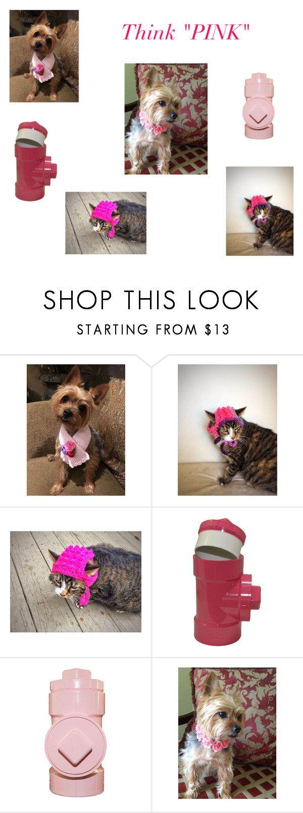 """""""Think """"PINK""""!"""" by artistinjewelry ❤ liked on Polyvore featuring Bebe"""