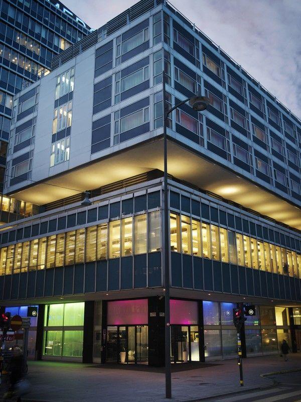 Nordic Light Hotel in Stockholm, Zweden