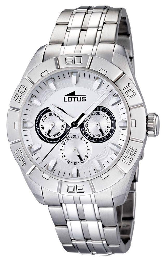 Reloj Lotus multifunción hombre 15814/1