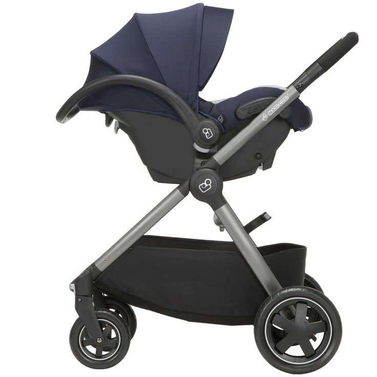 Maxi-Cosi® Adorra Travel System in Brilliant Blue