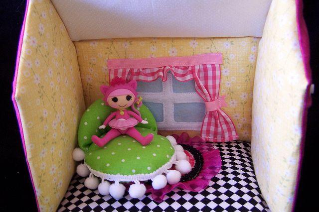 lalaloopsy dollhouse