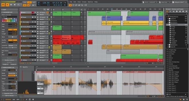 Bitwig Studio Best DAW Music Software #HomeRecordingStudios #DawDigitalAudioWorkstation #SoundOracle #Drums #DrumKits #Beats #BeatMaking #OraclePacks #OracleBundle #808s #Sounds #Samples #Loops #Percussions #Music #MusicQuotes #InspiringMusicQuotes #MusicProduction #SoundProducer #MusicProducer #Producer #SoundDesigner #SoundEngineer www.soundoracle.net