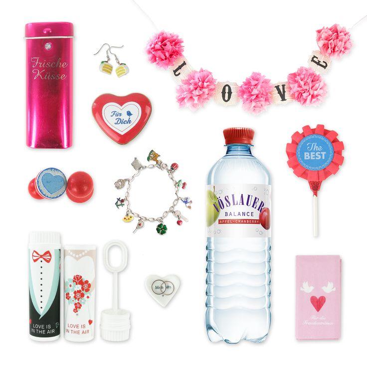 Hochzeit-Essentials by Vöslauer