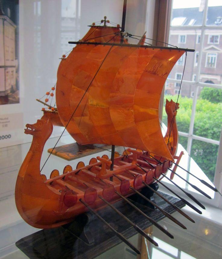 Sparkle Side Up: Copenhagen Amber Museum, Denmark