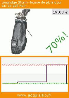 Longridge Storm Housse de pluie pour sac de golf Noir (Sport). Réduction de 70%! Prix actuel 19,03 €, l'ancien prix était de 63,00 €. https://www.adquisitio.fr/longridge/storm-housse-pluie-sac