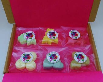 Sample Mania Box Wax Melts Soy Organic FREE DELIVERY Limited