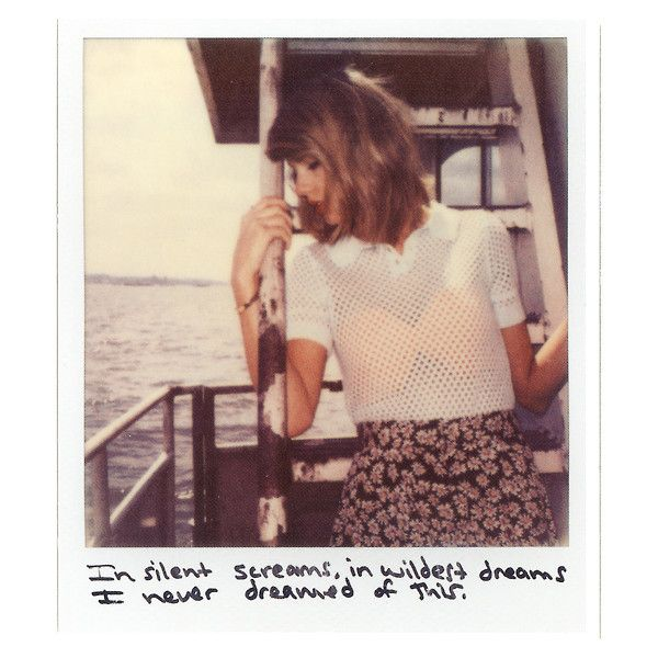 taylor swift ❤ liked on Polyvore featuring taylor swift, polaroids, photo, pictures and pics