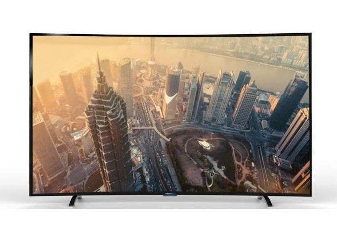 thomson 55ua8796 tv led 4k curved pas cher prix t l viseur. Black Bedroom Furniture Sets. Home Design Ideas