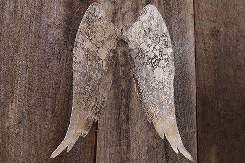 Christmas Angel Wings at Petersham Nurseries