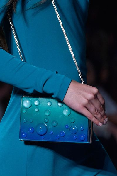 Elie Saab at Paris Spring 2015 (Details)