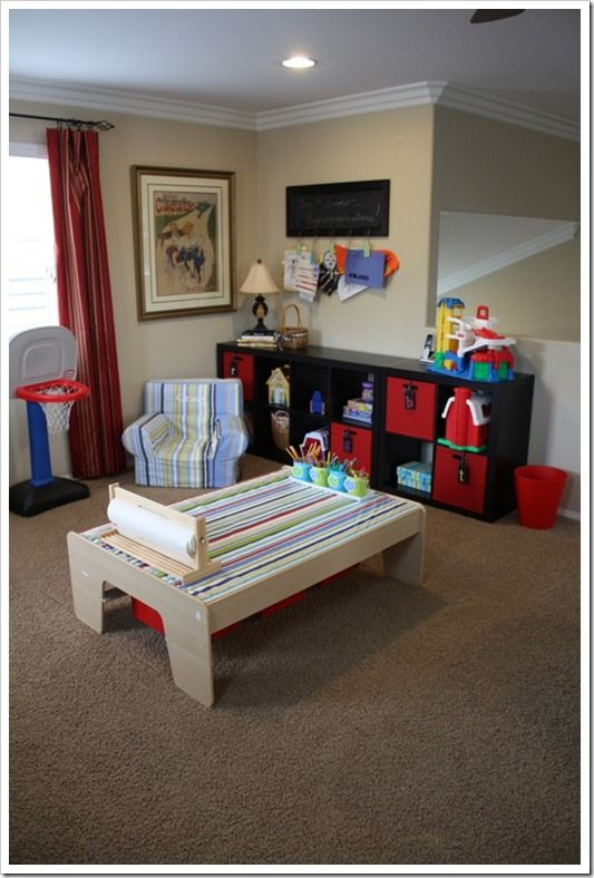 New Uses For The Train Table Kids Pinterest Train