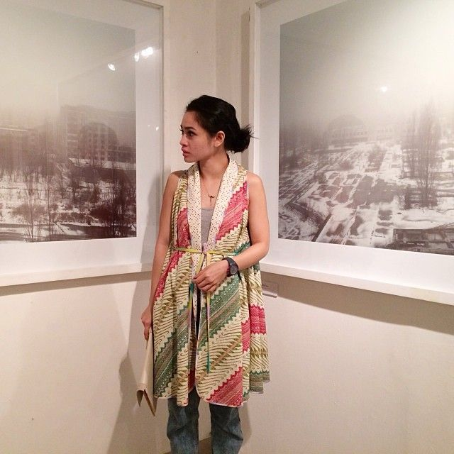 batik on andien