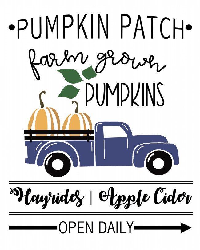 38++ Free clipart pumpkin patch info