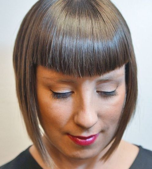 Best 25 Round Face Bangs Ideas On Pinterest See Through