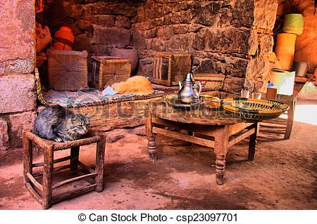 Stock Photo - Rural house in Atlas mountains - stock image, images, royalty free photo, stock photos, stock photograph, stock photographs, picture, pictures, graphic, graphics