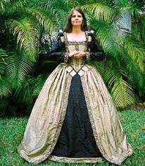 Stimpzilla Sumptuary Law Tudor gown...so lovely!  www.stimpzillasumptuarylaw.com