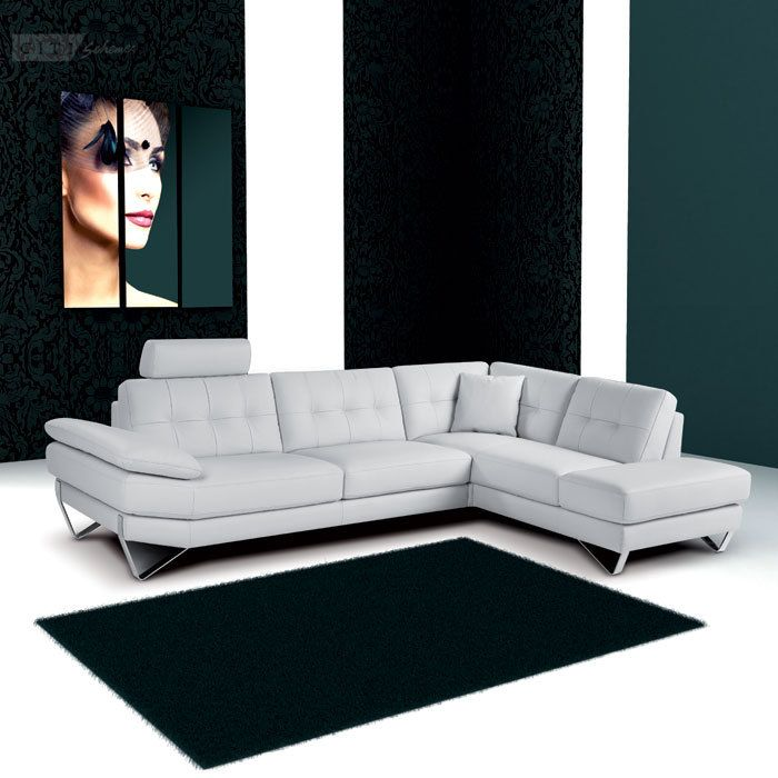Sofas Nicoletti DIV Dallas Long Sectional From City