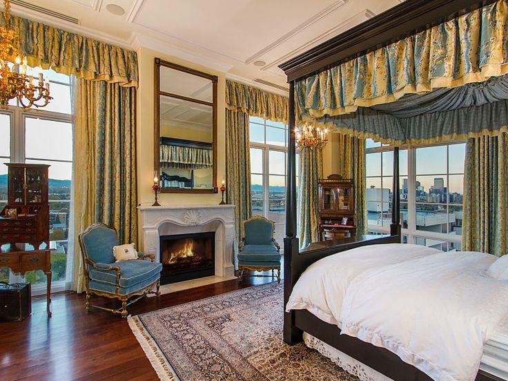 Bedroom inspiration, Denver, Colorado. #bedrooms #homedesign #homedecor #interiordesign #luxuryhomes #homeadverts