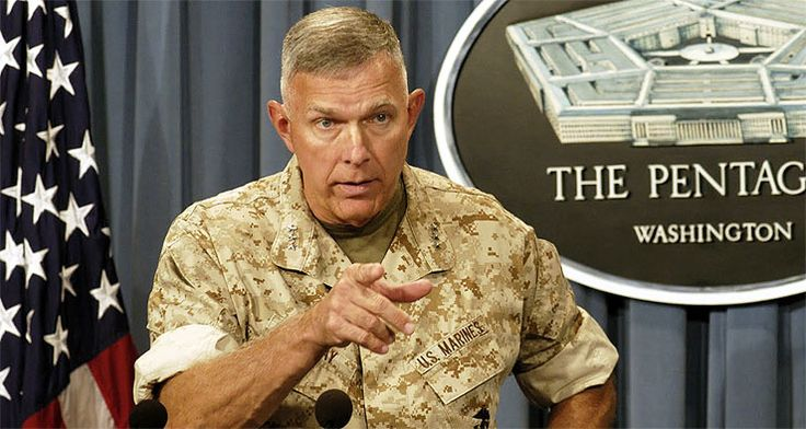 Top Marine General on Obama's ISIS Plan – Not a Snowball's Chance in Hell of Success.