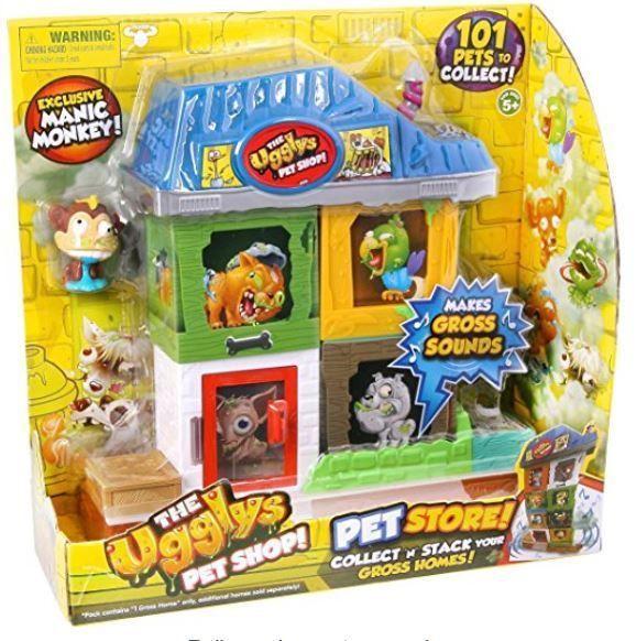 The Ugglys Pet Shop Pet Store #THEUGGLYSPETSHOP