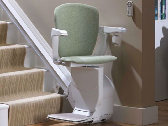 Do You Need A Stairlift Get A Free Quote Stannah 600 Straight Stairlift The Siena 600 Straight Stairlift Combines Fresh C Foot Rest Simple Solutions Straight